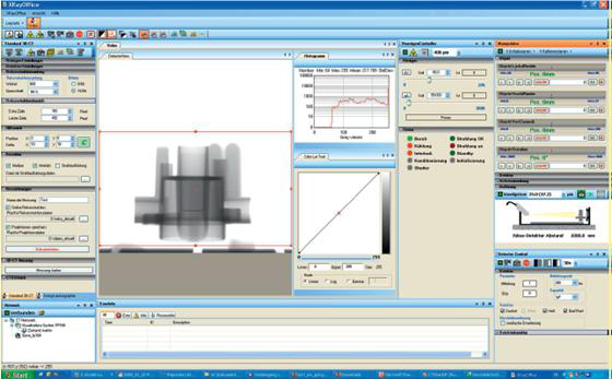 Auswertesoftware VOLEX CT Software